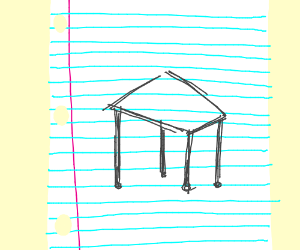 perspective is all wrong on a table drawing