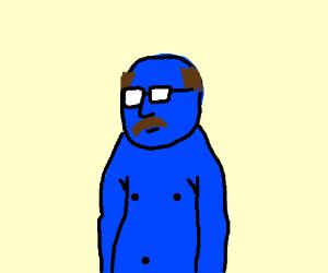 Tobias just blue himself.