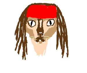 Cattain Jack Sparrow