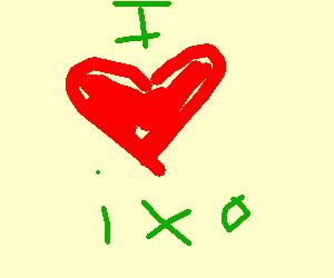 I love ixo