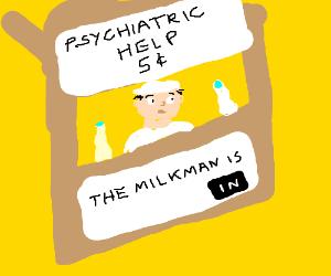 Psychiatrist Milkman
