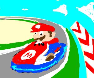 Mario Cart 8