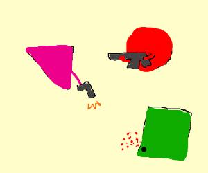 shape war