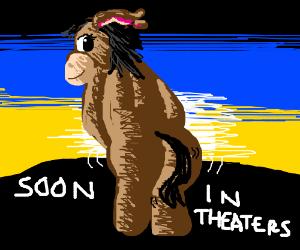 Sci-fi original movie: Big A** Donkey