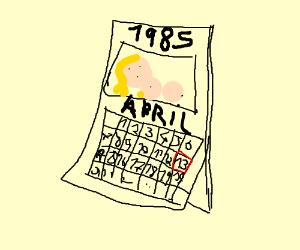 April 13th 1985