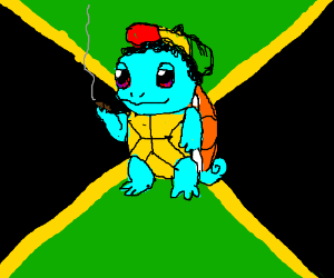 jamaican squirtle