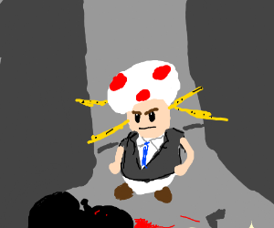 Law and Order: Mushroom Kingdom