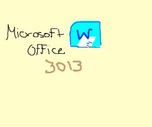Word processor 3013