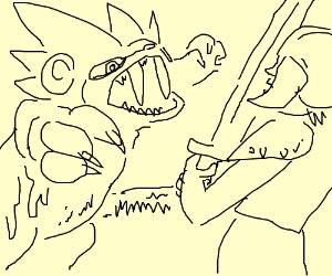 Skyrim plus Pokemon,epic combo