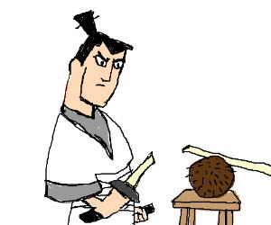 Samurai jack tried and failed