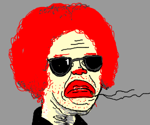 Ronald McDonald: FBI agent