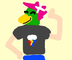 Fabulous Duck Brony