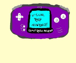 gba emulator on a gba