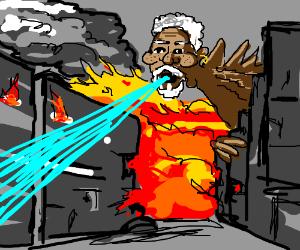 Morgan Freeman Godzilla