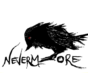 "Quoth the Raven, ""Nevermore"""