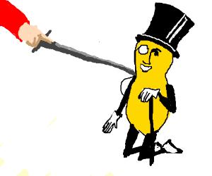 sir peanut