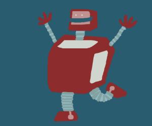 Happy autobot