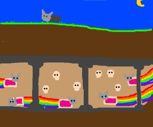 Nyan Catacombs