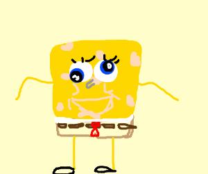 retarded spongebob