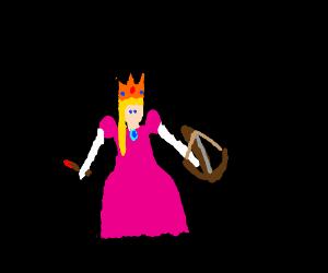 Princess Peach the Vampire Hunter
