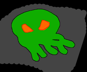 Cthulhu wants you to call him... maybe