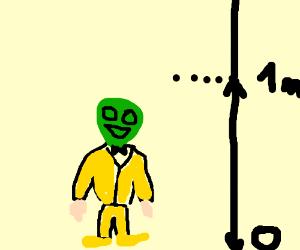 Tuxedo Mask is now a midget