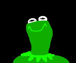 Kermit reaction to something boring