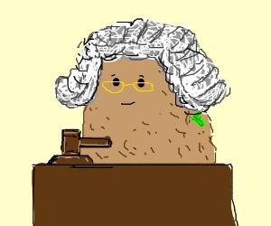 judge potato