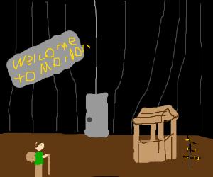 Mundo goes to Mordor