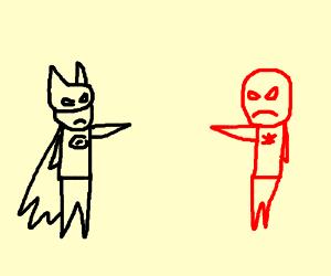 Baman and Piderman