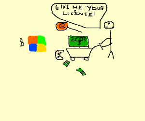 Windows 8 is like a corrupted child