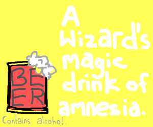mystic wizards drink of magic
