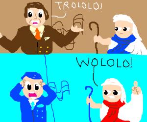 Wolololo vs Trolololo