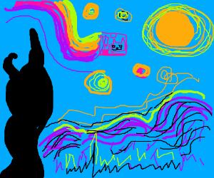 Starry Nyan