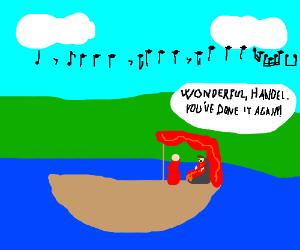 Handel's Water Music, Suite No. 2