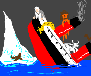 Noah's ark 20th century edition