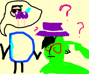 """D and hipster Hulk question """"NSFW?"""""""