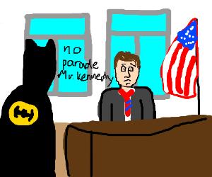 If Batman had a time-machine