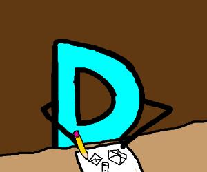 Drawception draws 3d shapes