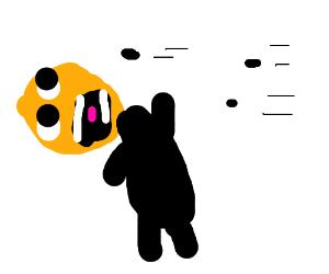 Lemongrab in the matrix