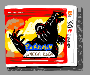 Pokemon: Omega Ruby!