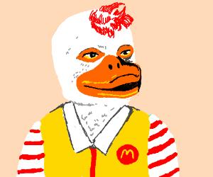 McDonald Duck