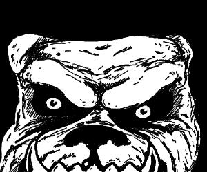 Big Watchdog is watching you!