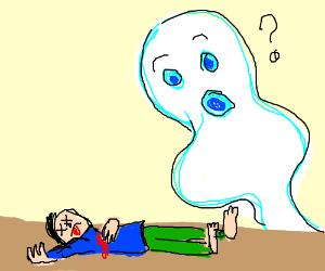 mysterious spooky murder