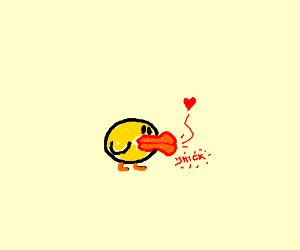 Kiss Duckling