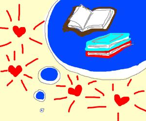 Thinking of books