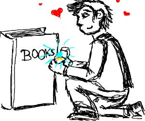 Books! God I love books