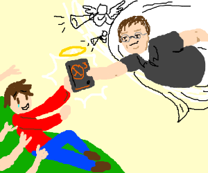 Half life 3, given to us by the almighty GABEN