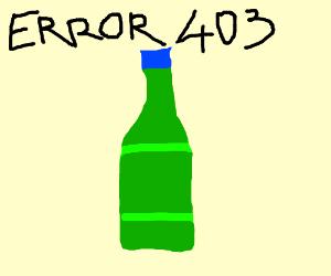 soda is forbidden :(