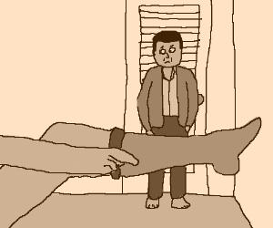 scene from The Graduate